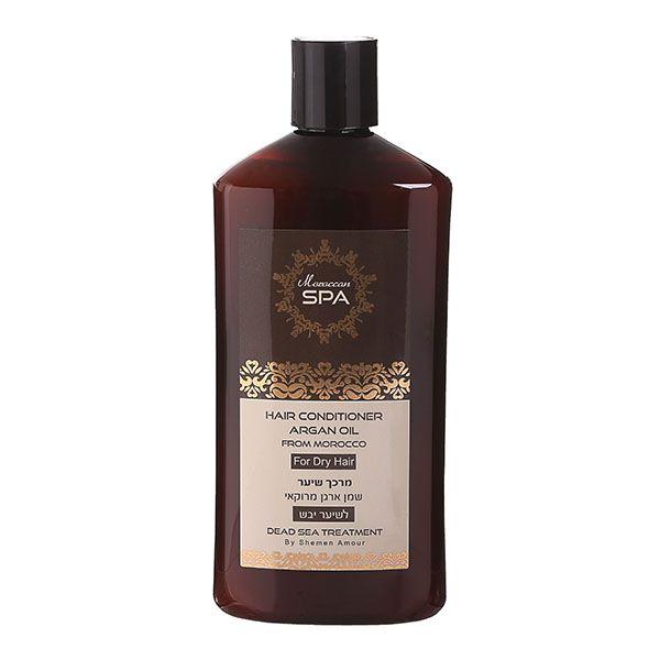 Кондиционер для сухих волос с маслом марокканского аргана Shemen Amour (Шемен Амур) 500 мл